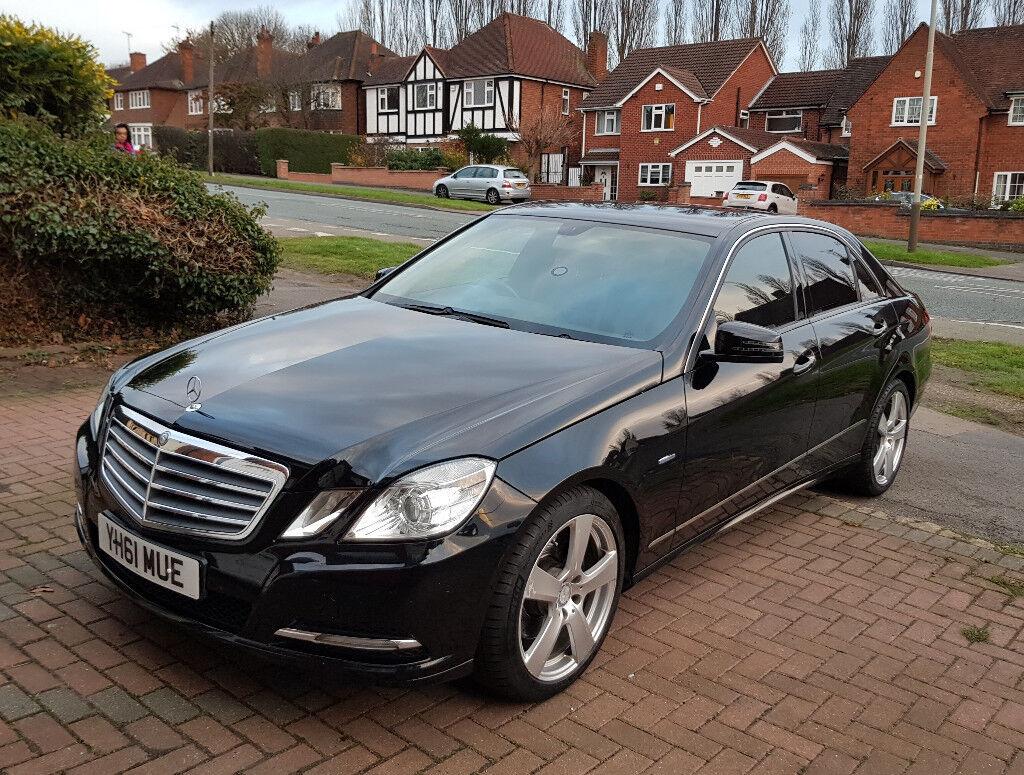 All Types 2011 e class : 61 - 2011 Mercedes Benz E Class W212 2.1 E220 CDI BlueEFFICIENCY ...