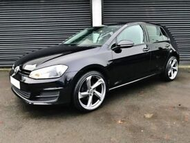 2014 VOLKSWAGEN GOLF 1.6 TDI 105 MATCH BLUEMOTION NOT POLO SEAT LEON IBIZA AUDI A3 A4 ASTRA FOCUS C4