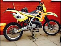 Gas gas Ec 200 roadleagel off-roader £1650