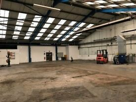 TO LET: Single Storey Industrial, Engineering, Factory or Warehouse Unit(s) with offices gated yard