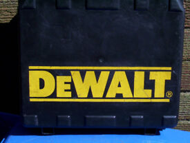 DEWALT CARRY CASE ONLY FOR DC759KN 18V CORDLESS DRILL