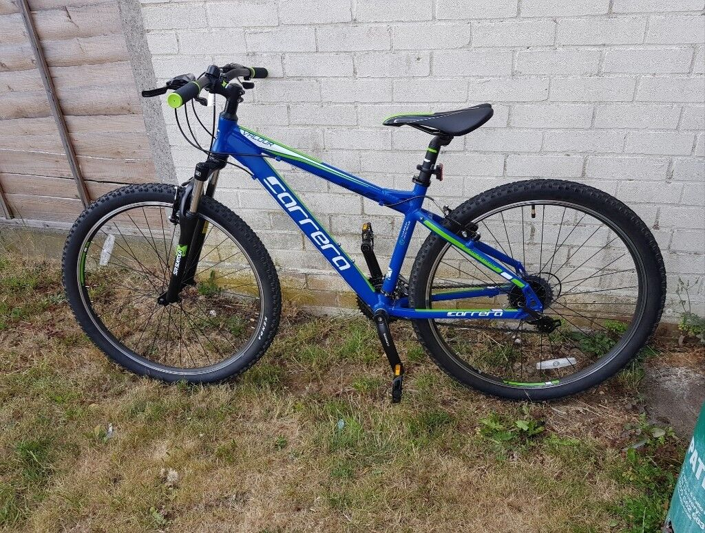 Carrera Valour 16inch Mountain Bike - Used Twice! Only a month old | in  Kesgrave, Suffolk | Gumtree