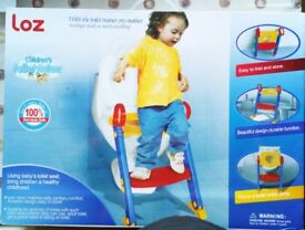 Loz Childrens Toilet Trainer. See picture for details.