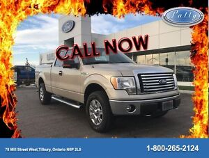 2010 Ford F-150 XLT, Only 70, 562 kms, Hard Cover, One owner!!! Windsor Region Ontario image 1