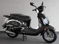 Saga Quest 50cc 4-Stroke Gas Scooter SALE!!