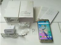 Samsung Edge S6 64gb - Gold Platinum