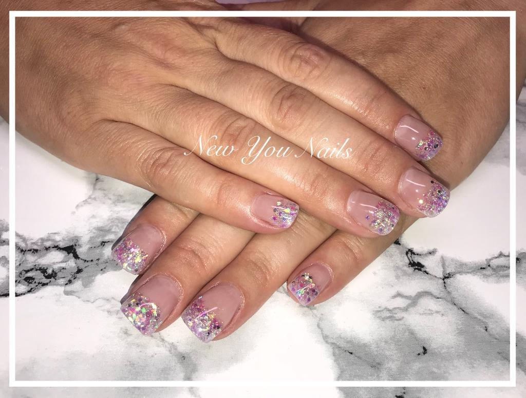 Mobile Nail Technician Acrylic or Gel Extensions, Gel Polish nails ...