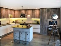 Kitchens installation service before christmas in SW London