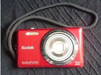 Kodak M522 14.2 MP Easyshare Camera - includes 2GB SD card and USB cable