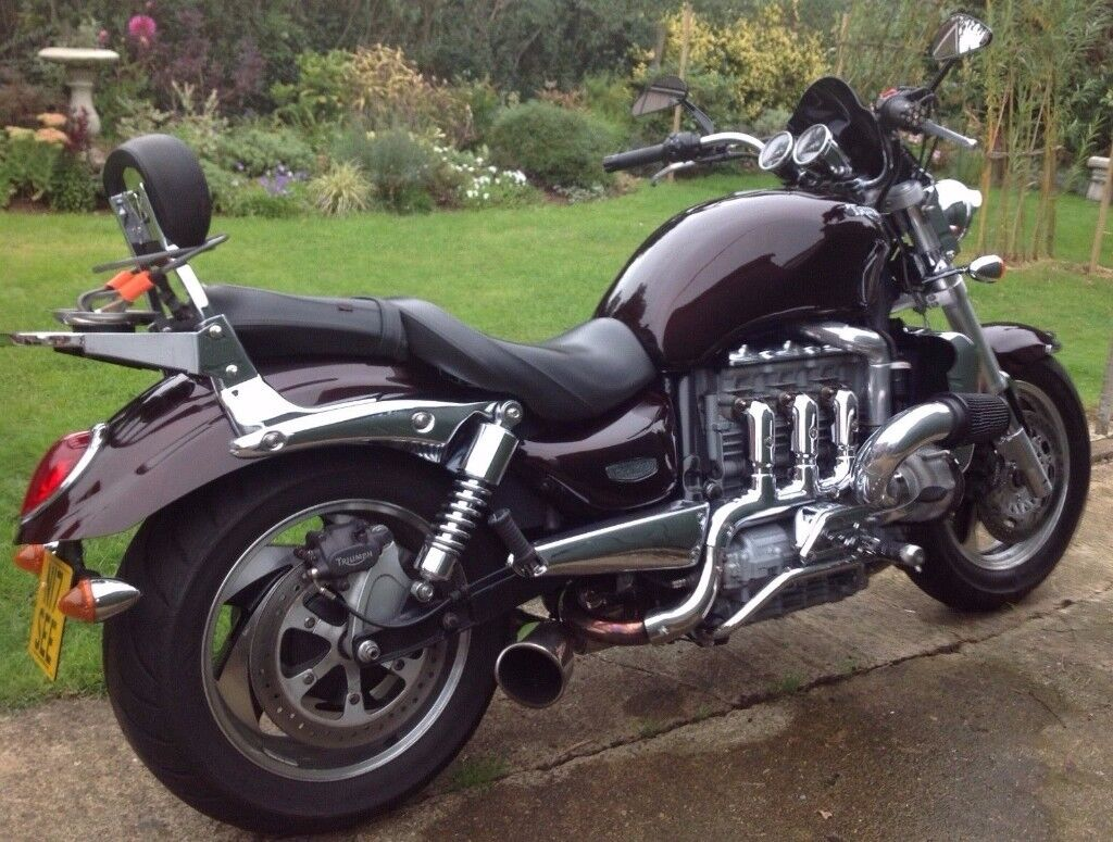 triumph rocket iii supercharged in banbury oxfordshire gumtree. Black Bedroom Furniture Sets. Home Design Ideas