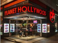 PLANET HOLLYWOOD RESTAURANT AND BAR