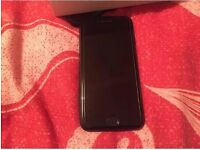 BNIB iPhone 7, black on EE, 128GB with 3D screen protector and covers