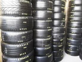 Part worn Tyres & Winter tyres in stock . TYRE SHOP . Used Tyres for sale