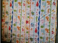 Toddler bedding set