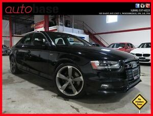 2014 Audi S4 TECHNIK | BLACK OPTICS