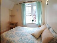 Twon or Double Room, Short&Long let, all incl, great house!