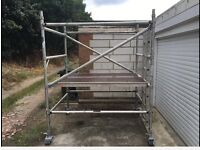 ///////////// YOUNGMAN boss scaffold tower £250 //////////////