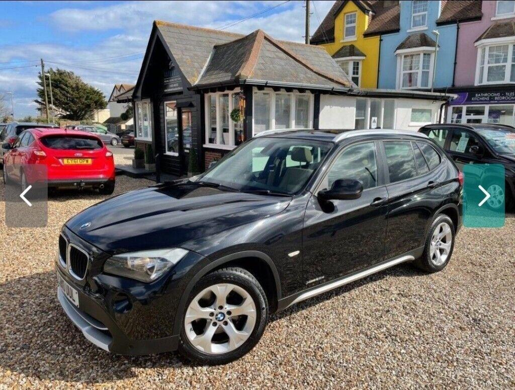 BMW X1 Xdrive20d Se Automatic SUV Pan Roof Long Mot and Tax 04.22
