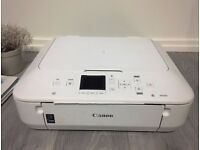 Canon PIXMA MG5550 (used)(GOOD Condition) + 4 PACKS FREE INK