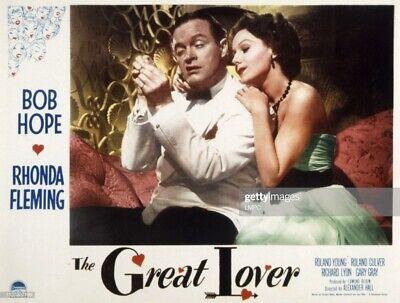 the great lover 1949 comedy bob hope rhonda fleming
