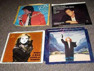 Promo 45 Rpm Vinyl Record Luba Rush Supertramp Picture Sleeves Oakville / Halton Region Toronto (GTA) image 9