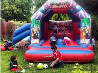 Themed Bouncy Castles for hire