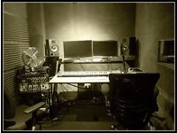 Central London Soho Recording Studio Space Available