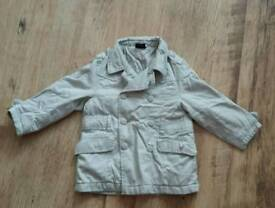 Next girls jacket age 3-4 years