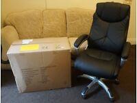 X-Rocker Executive Height Adjustable Office Chair