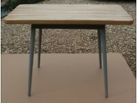 SMALLER THAN MOST DINING TABLES THEREFORE SUITABLE FOR SMALL DINING ROOM OR KITCHEN AREA