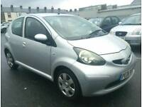 2006 Toyota Aygo 1.0 litre £20 Road tax very cheap to run and insurance