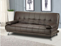 SOFABED QUICK SALE - Never Used as a bed less than a mouth old.. small damage when delivered .