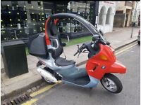 BMW C1 scooter (125cc) in great condition