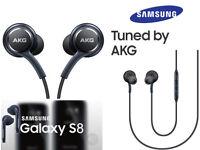 Official AKG Samsung Galaxy S8 In-Ear Headphones Earphones