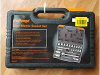 New Challenge 22pc Socket Set
