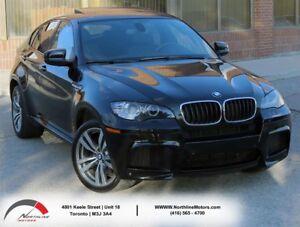 2011 BMW X6 M X6M | 555 HP| Navigation | Backup Camera| Sunroof