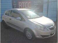 2007 (57 reg), Corsa 1.2 i 16v Life 3dr Hatchback, 3 MONTHS AU WARRANTY, £1,445 ONO