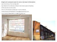 studio/workshop for rent