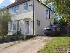 3 BED SEMI HOUSE CLOSE TO M40 & WYCOMBE TOWN CENTRE. Close to good schools. Parking. Quiet Location.