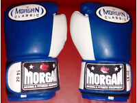 morgan classic 14oz boxing gloves for sale in liverpool
