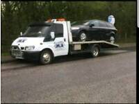 Cars wanted dead or alive, also recovery and transportation