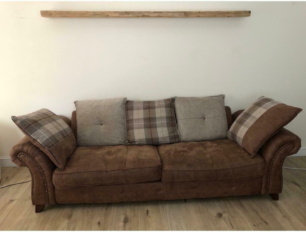 DFS Sofa / Armchair / Footstool   in Newton-le-Willows ...