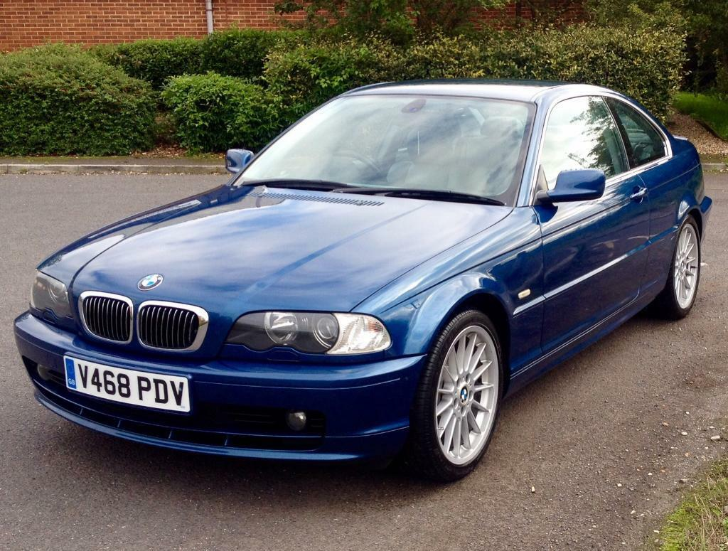 bmw e46 328ci coupe in basingstoke hampshire gumtree. Black Bedroom Furniture Sets. Home Design Ideas