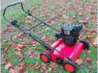 Europa Petrol Lawn Aerator / Scarifier Serviced