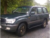 Wanted Toyota Landcruiser amazon, colorado, turbo diesel 4x4