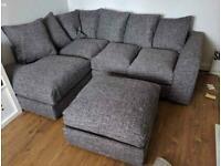 Brand new corner sofas left or right