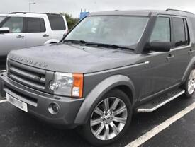 Land Rover Discovery 3 Extremely low mileage 52k