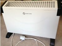 Must Sell - B&Q 2KW Convector Heater (and separate plug timer)