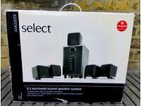 5.1 Surround Sound Speaker System Ex Superdrug