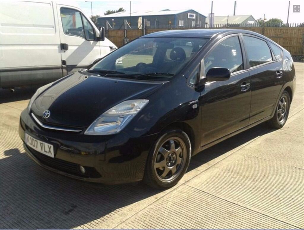 2007 TOYOTA PRIUS T4, HPi clear, 1 owner, MOT 2017